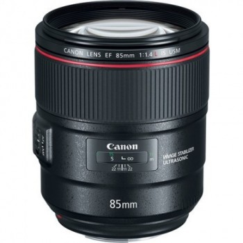 CANON EF 85MM F/1,4 L IS...