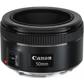 CANON EF 50MM F/1,8 II STM...