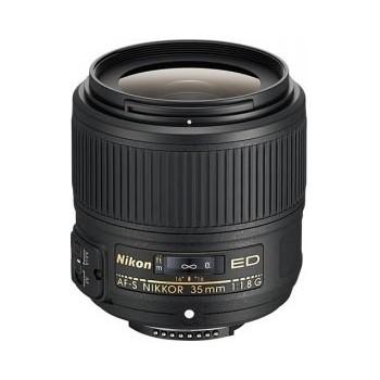 NIKON AF-S 35MM F/1,8 G ED FX