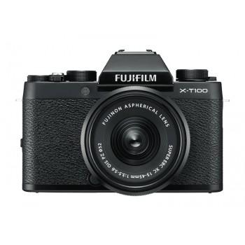 FUJIFILM X-T100 NOIR + XC...