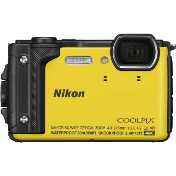 NIKON COOLPIX W300 JAUNE +...