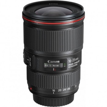 CANON EF 16-35MM F/4 L IS...