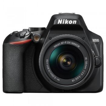 NIKON D3500 + AF-P 18-55MM...