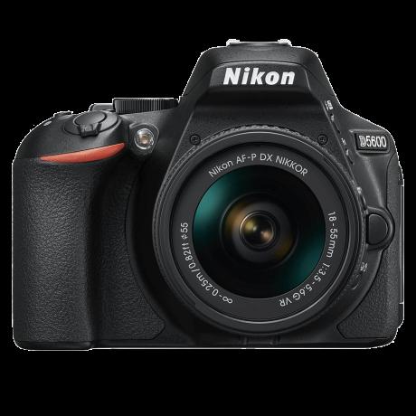 NIKON D5600 + AF-P 18-55MM F/3,5-5,6 G DX VR