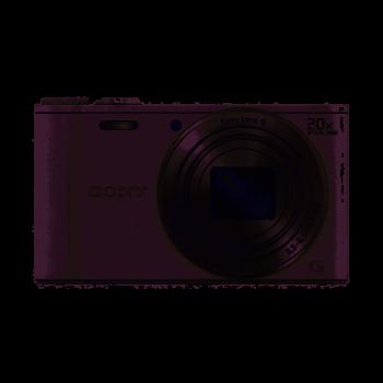 SONY DSC WX350 BLANC