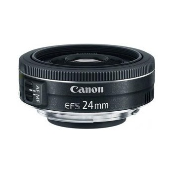 CANON EF-S 24MM F/2,8 STM NOIR