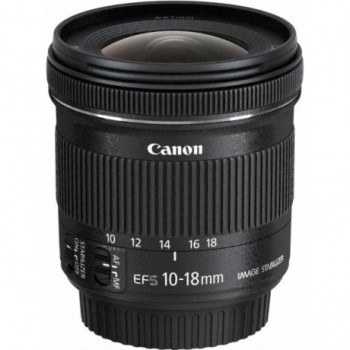 CANON EF-S 10-18MM...
