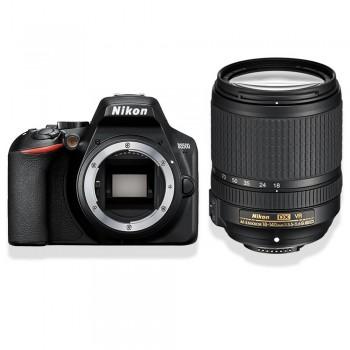 NIKON D3500 + AF-S 18-140MM...