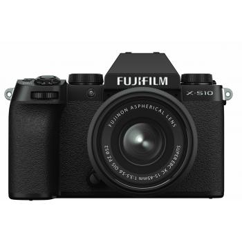FUJIFILM X-S10 NOIR + XC...