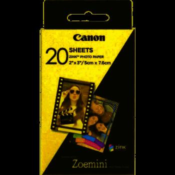 CANON PAPIER ZINK ZP-2030...