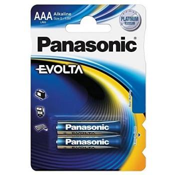 PANASONIC EVOLTA PILES...