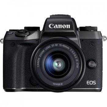 CANON EOS M5 + EF-M 15-45MM...