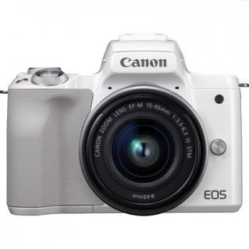 CANON EOS M50 BLANC + EF-M...