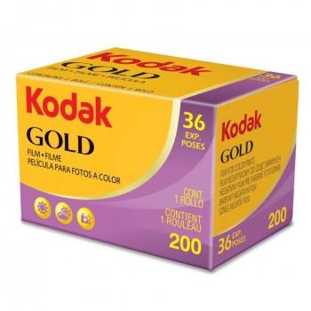 KODAK PELLICULE GOLD 135MM...