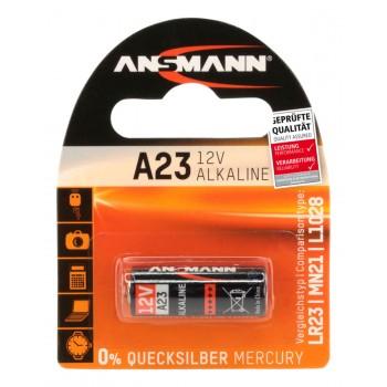 ANSMANN PILE ALCALINE A23 12V