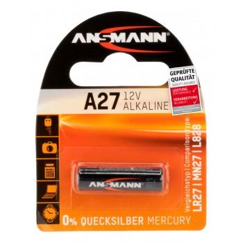 ANSMANN PILE ALCALINE A27 12V