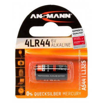 ANSMANN PILE ALCALINE 4LR44 6V