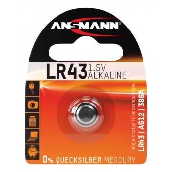 ANSMANN PILE ALCALINE LR43...
