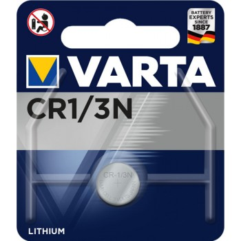 VARTA PILE LITHIUM CR1/3N 3V