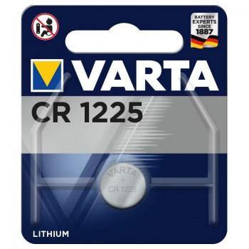 VARTA PILE LITHIUM CR1225 3V