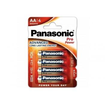 PANASONIC PRO POWER PILES...