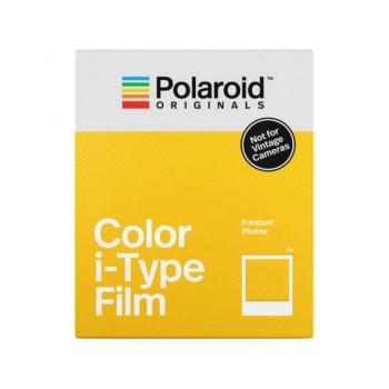 POLAROID FILM I-TYPE 8 VUES...