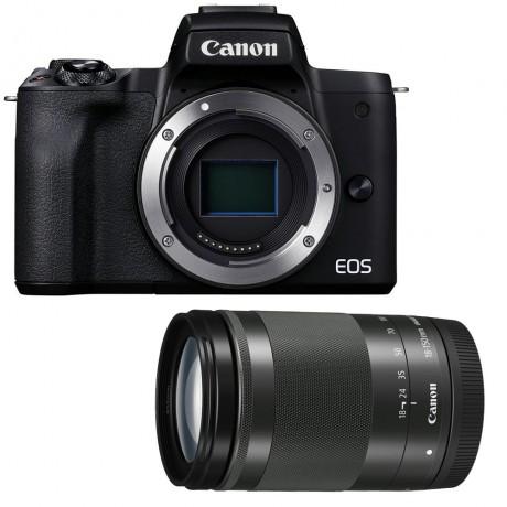 CANON EOS M50 MARK II + EF-M 18-150MM F/3,5-6,3 IS STM NOIR