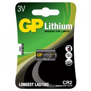 GP PRO PILE PHOTO LITHIUM CR2